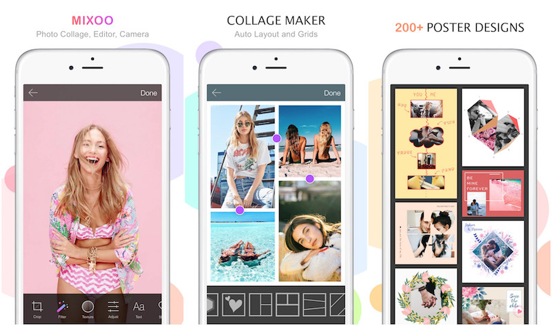 Mixoo - The ultimate Photo Editing App gets a Major Update Image